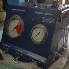 Bom thuy luc cao ap Tecpos TSSU series chay khi nen -1