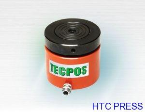 Kích thủy lực Tecpos TLN model chốt khóa 30 đến 200 tấn