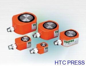 Kich thuy luc Tecpos TSLC model dia mong 5 den 150 tan