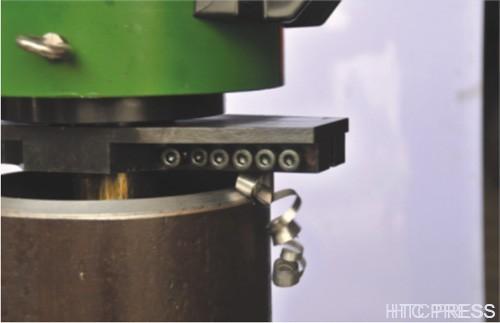 Máy vát mép ống hình chữ Y
