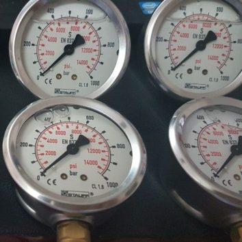 Đồng hồ áp lực 1000 bar